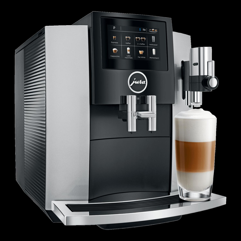 Kaffeevollautomat-wartung